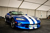 Dodge Viper GTS (Thomas Rondeau) Tags: gran turismo classic dodge viper gts chrysler blue white supercar sport sportive car cars vehicle voiture coche exotic collection luxury beast american usa v10 canon eos 600d vigeant val de vienne circuit track expo exposition event evenement 500ferrari sportetcollection contre le cancer