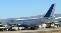 Boeing 747-267 N787RR (707-348C) Tags: marana pinalairpark mzj kmzj airliner boeing747 jetliner boeing arizona pinal b742 rollsroyce testbed n787rr