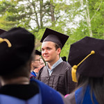 Colby College, Baccalaureate Procession thumbnail