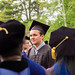Colby College, Baccalaureate Procession