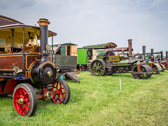 Smallwood 2018 (Ben Matthews1992) Tags: 2018 smallwood rally show cheshire england britain old vintage historic preserved vehicle transport steam traction engine fodenm5798 ya3783 aveling porter roller foden wagon waggon