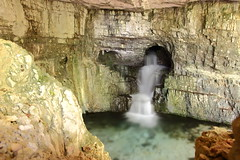 Grotta dello Schievo (magoago82) Tags: abruzzo parco trekking hike roccetteteam water grotta summer mountain canon eos 100d tamron woods tree