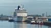 Arcadia, P & O Cruises, Southampton, Angleterre, Europe - 6484 (rivai56) Tags: portdesouthampton angleterre europe southampton england royaumeuni gb bateau de croisière