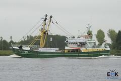 TX 36 'Jan van Toon' (Romar Keijser) Tags: kotter visserij emk eendracht maakt kracht protest amsterdam dam aanlandplicht discard ban