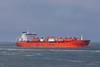 Bow Saga (Peet de Rouw) Tags: maasmond ships rotterdam portofrotterdam port northsea maasvlakte peetderouw denachtdienst canon5dmarkiv odfjell bowsaga
