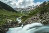 Llanos de Lalarri (sostingut) Tags: d750 haida tamron montaña valle cascada verde prado río nieve cielo nubes pirineos agua roca ladera primavera