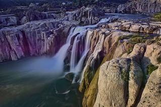 Shoshone Falls, Shoshone Falls Grade Road, Kimberly, Idaho, USA