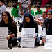 Die-In Protest Against Israeli Defense Forces Killing Unarmed Gazan Civilians Chicago Illinois 5-31-18  1782