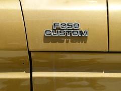 F350 Custom (Jef Poskanzer) Tags: f350 custom ford t