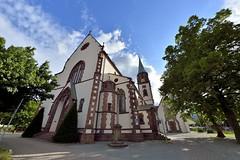_DSC3620 (SLVA49) Tags: campanario iglesia crucifijo piedra ointura nubes nikon df 16mm