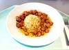 Chicken Biryani (JaBB) Tags: reis rice hähnchen chicken biryani currysauce food lunch essen nahrung nahrungsmittel mittagessen kantine betriebsrestaurant