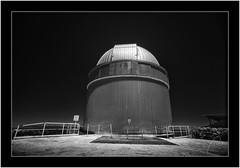 La Palma, Sony A7 IR, Nikkor 18mm/3.5 (Bartonio) Tags: architecture bw blanconegro canaryislands garafía infrared ir islascanarias lapalma modified nikkor18mm35 roquedelosmuchachos sonya7ir telescope telescopio