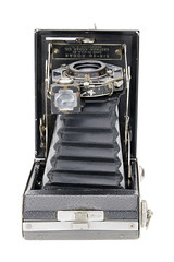 Kodak SIX-20 No 0 folding camera (davidshrimpton60) Tags: kodaksix20no0 kodaksix20 foldingcamera kodakfoldingcamera mycameracollection cameracollection 620film kodak kodakcamera