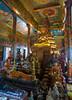 Too Many Buddhas (Waldemar*) Tags: asia southeastasia indochina cambodia phnompenh buddha buddhism buddhist statute museum religion religious faith belief superstition offering ornamental