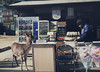 Snack shop (Angelk32) Tags: japan nara deer conveniencestore snackshop konbini dango 17mmf18 primelens em10 olympus microfourthirds storefront travelasia kyoto narapark