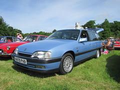 Vauxhall Carlton 2.0 CD K470PAB (Andrew 2.8i) Tags: classicsatscolton scoltonmanor haverfordwest pembrokeshire car cars classic classics show gm generalmotors estate wagon british omega opel 2000 cd 20 2000cd 20cd carlton vauxhall