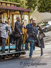 Cable Car (katejbrown photography) Tags: cablecar chinatown katebrown katejbrown sanfrancisco streetphotography