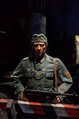 Nazi Guard (Linus Wärn) Tags: museum warmuseum thegreatpatrioticwar worldwartwo ww2 wwii cccp ussr soviet sovietunion minsk belarus nazi soldier