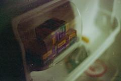 (Just A Stray Cat) Tags: kodak max 400 farbwelt 200 fridge 35mm 35 mm film analog analogue expired