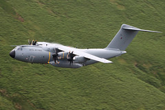 ZM417 (Ian.Older) Tags: a400 a400m atlas raf 70sqn brize norton machloop low level zm417 wales comet 456 transport aircraft military aviation royalairforce