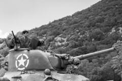 _MG_8261 (Mauro Petrolati) Tags: monte soratte bombing day 2018 seconda guerra mondiale world war ii tank carro armato crew sherman