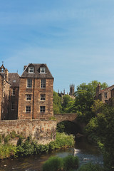 Follow the Water of Leith (grobigrobsen) Tags: edinburgh scotland schottland travel waterofleith deanvillage