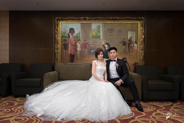 Allen&Alice-台南大億麗緻宴客-婚禮記錄-5