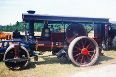 Burrell Steam Road Roller (SR Photos Torksey) Tags: steam roller road transport traction engine rally show vehicle vintage burrell