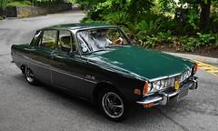 Rover 2000 TC P6 (Custom_Cab) Tags: rover 2000 tc tc2000 2000tc p6 4door 4 door sedan saloon green car 1969 1970 1971 1972 1973