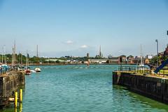 Preston Docks & Marina (Gary S Bond) Tags: great britain united kingdom 2018 a65 alpha city docks england lancashire may north preston shabbagaz sony spring uk west greatbritain unitedkingdom