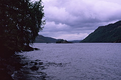 Ullswater (analoguesouls) Tags: analogue 35mm film filmisnotdead fujichrome velvia canonae1 ullswater lakedistrict cumbria england