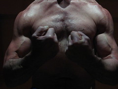 MUSCLES (FLEX ROGERS) Tags: biceps big bulging muscle muscles muscular ripped workout pumped flex flexinh abs traps delts guns 18inch