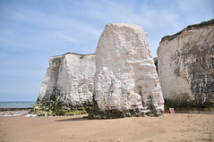 DSC_4877 (Thomas Cogley) Tags: botany bay seaside sea front seafront beach cliff chalk shore formation