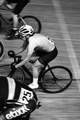 000131320007 (Harry Toumbos Photo) Tags: 35mm film kodak tmax 3200 canon f1 fd 35105mmf35 cycling track pista velodrome