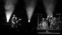 U2 - 2018-05-08 - San Jose - Gloria (rossgperry) Tags: experienceinnocencetour u2 u2eitour sapcenter sanjose 2018 20180508 gloria concert music bw blackandwhite