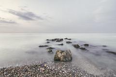 ... seascape ... (jane64pics) Tags: bray brayseafront braypromenade sea seascape seashore seaside rocks rocky stones greystonescameraclub gcc sky horizon janefriel janefriel2018