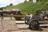 Artillery Piece (NTG842) Tags: warsaw sadyba fort ix the museum polish military technology muzeum polskiej techniki wojskowej artillery piece