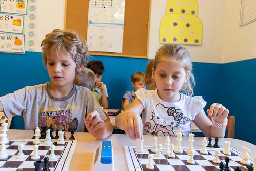 IV Szachowe Mistrzostwa Przedszkola Abracadabra-9