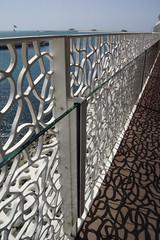 2018-06-FL-190948 (acme london) Tags: 2018 antoniocitterio bulgari dubai glass handrail hotel hotelresort meraas pattern shading terrace uae