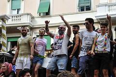 Roma Pride 2018 (Claudia Celli Simi) Tags: portrait color colors gaypride romapride2018 diritti manifestazione parata sorrisi diritticivili lgbt rome