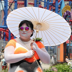 IMG_6128 (Brooklyn Cyclist) Tags: coneyisland mermaidparade 2018 brooklyn canonm50 18150lens broghton boardwalk lunapark neptuneave
