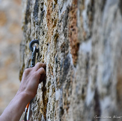 Tenir (gblanc05) Tags: escalade sélection viaducdesfauvettes grimpe