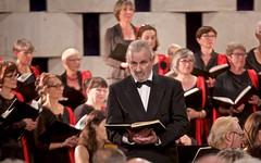 Le Madrigal de Nîmes & Ensemble Colla Parte dirigés par Muriel Burst - IMBF2262 (6franc6) Tags: 6franc6 30 2018 choeur chorale collaparte concert gard juin languedoc madrigal madrigaldenîmes musique occitanie orchestre soliste