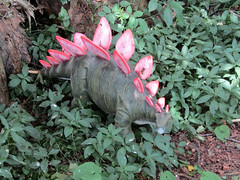 Dinosaur Trail - Tropical Butterfly House Wildlife And Falconry Centre 2018 (Dave_Johnson) Tags: tropicalbutterflyhousewildlifeandfalconrycentre tropicalbutterflyhouse wildlifepark park centre butterflyhouse anston northanston sheffield southyorkshire animal animals dinosaur