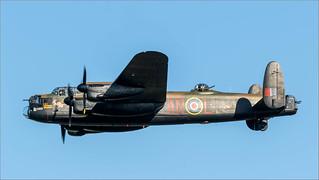 RAF BBMF Avro 683 Lancaster B.1 PA474 'AR-L' 'Leader'