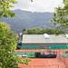 Tennisplatz vom FT-Hotel Freiburg