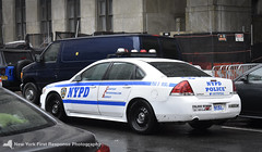 New York City Police Department (NYPD) Impala (nyfrp) Tags: new york city police department nypd manhattan west village downtown tribeca world trade center interceptor utility fpiu taurus sedan impala chevy tahoe crown victoria fpis cvpi