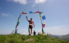 IMG_5924 (Marcia dei Tori) Tags: 2018 montespigolino italy skyrun marciadeitori mdt2018 caicarpi appennino appenninomodenese januacoeli paololottini running mountain italia emiliaromagna run sky flag tibetanflag
