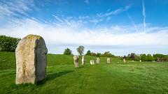 Avebury Stones (AppleTV.1488) Tags: avebury henge neolithic prehistoric stonecircle stonehenge stonemonument westkennetavenue worldheritagesite appletv1488 2018 may 12052018 12may2018 12 nikond7100 1020mmf456 15mmfocallength35mm am noflash landscapeapectratio f11 ¹⁄₆₀secatf11
