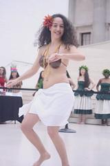 Faiths in Tune (2018) 08 - London Hula Dancers (KM's Live Music shots) Tags: worldmusic greatbritain londonhuladancers polynesiandance dancers faithsintune britishmuseum